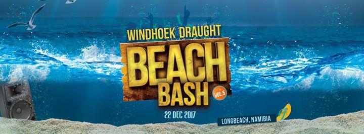 Windhoek Draught Beach Bash 2017