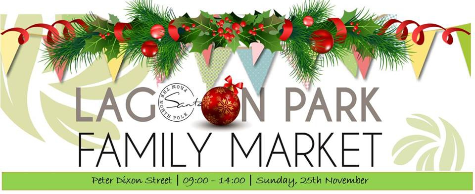 Your Local Christmas Market at the Lagoon Park