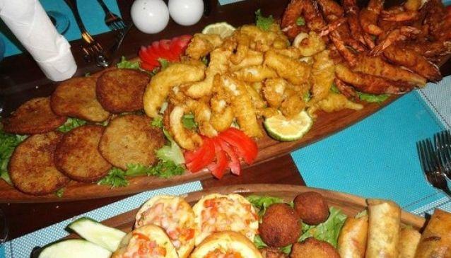 C Blue Seafood Restaurant