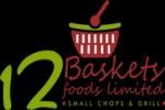 12 Baskets Small Chops and Grill