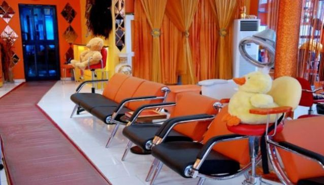 Bold and Beautiful Salon and Spa