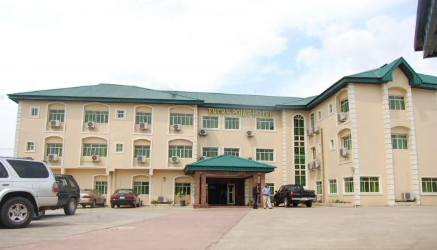 Entry Point Hotel & Suites
