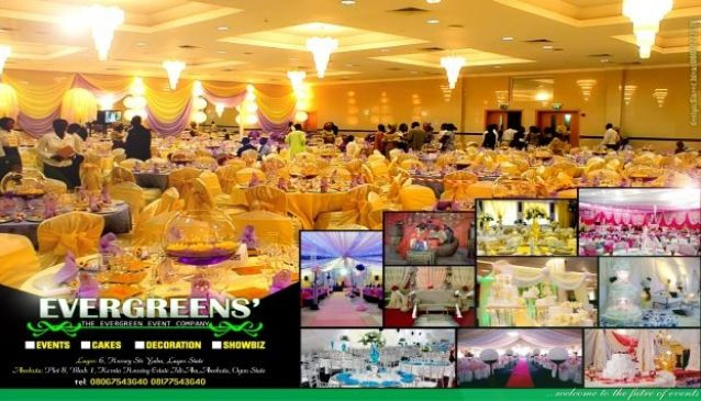 Evergreen Events
