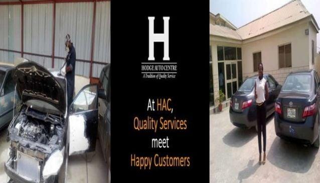 Hodge Auto Centre