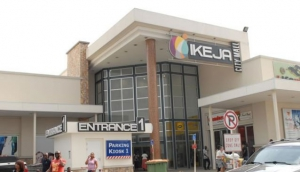 Ikeja City Shopping Mall