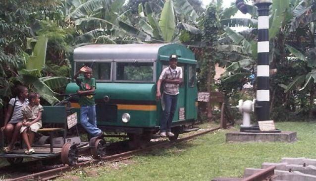 Legacy Nigerian Railway Museum