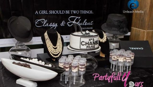Partyfully Yours