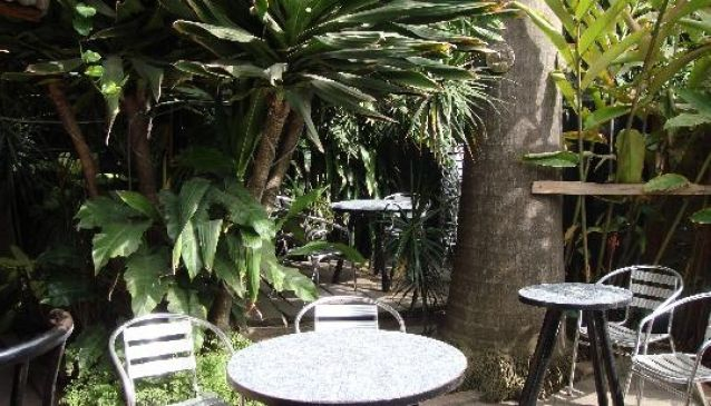 The African Garden Lodge