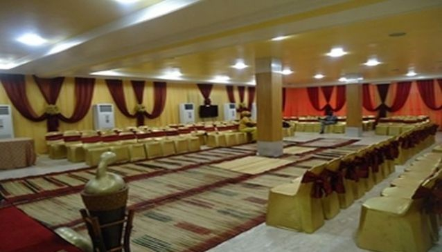 The Lamboghini Events centre