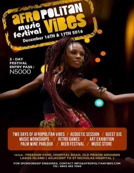 AFROPOLITAN VIBES Music Festival