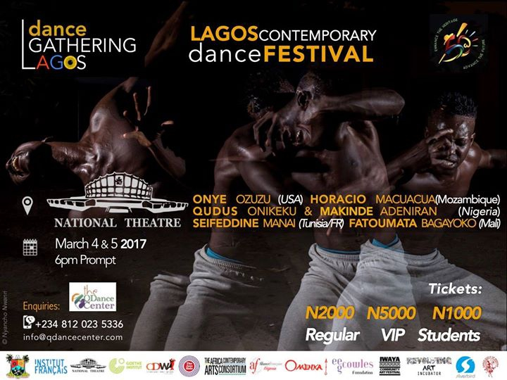 DanceGATHERING / Lagos Contemporary Dance Festival