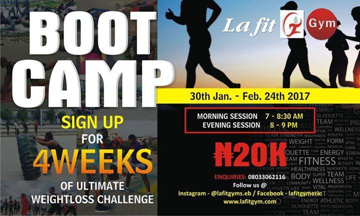 LaFit Bootcamp