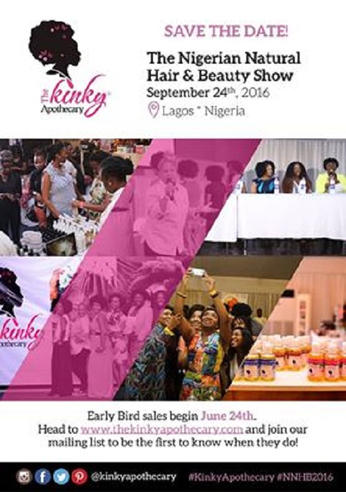 The Nigerian Natural Hair and Beauty Show 2016