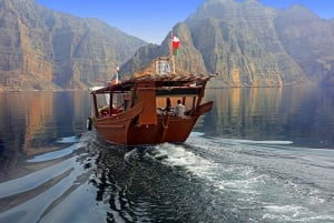 From Khasab: Half-Day Dhow Cruise with Snorkeling