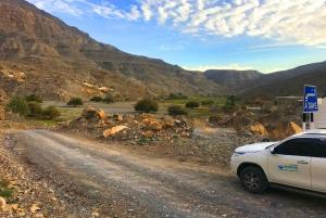 From Khasab: Half-Day Mountain Safari to Jabel Harim