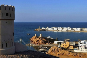 From Muscat: 4-Day Oman Highlights Tour