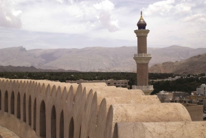 From Muscat: Nakhl Half-Day Tour with Audio Guide