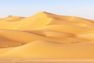 From Muscat: North Dunes Safari and Hot Spring Visit