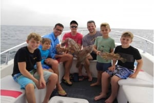 From Muscat: Private Deep-Sea Fishing Boat Trip