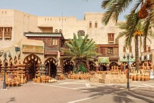 Full-Day Tour in Enchanting Forts of Nizwa and Jabreen