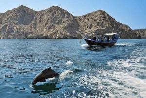 Musandam Khasab Full-Day Cruise with Transfers & Lunch