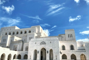 Muscat: 10-Hour City and Wadi Shab Tour