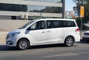 Muscat Airport Transfer to Mussanah or Al Nahda Area Hotels
