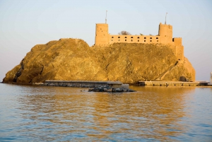 Muscat: Full Day Boat Trip, Dolphin Watching, & Snorkeling
