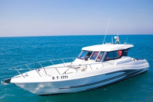 Muscat: Private Full-Day Fishing Trip with Pickup and Lunch