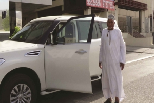 Muscat: Private Transfer from Airport to Muscat City Hotels