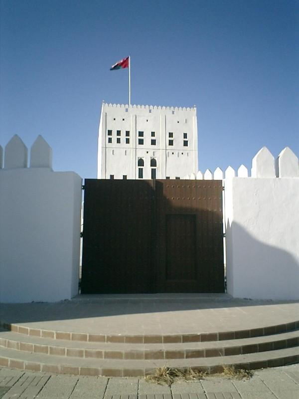 Sohar Fort in Oman   My Guide Oman