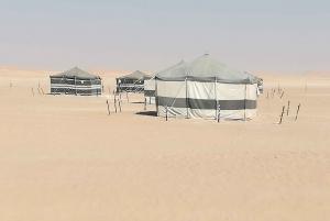 Sunset Desert Empty Quarter Desert - Full Day With Lunch