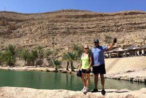 Wahiba and Wadi Bani Khamed Private Trip