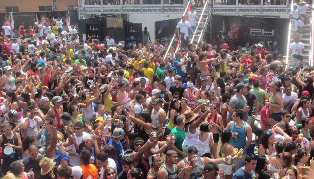 Celebrating Carnivals True Panamanian Style
