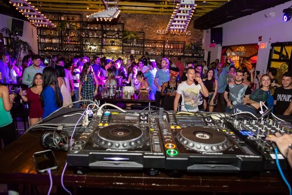 Top clubs in Panama City, Panama