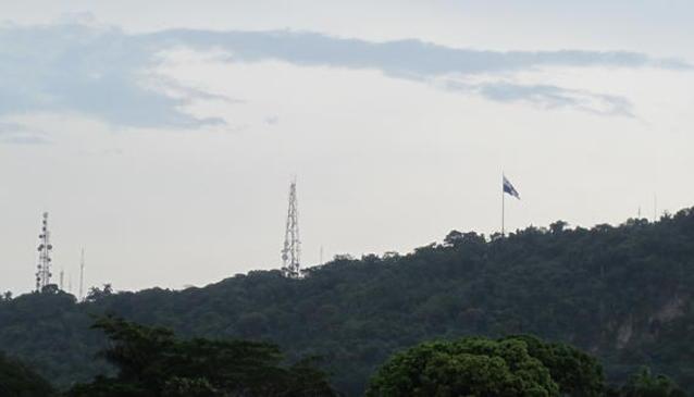 Cerro Ancon (Ancon Hill)