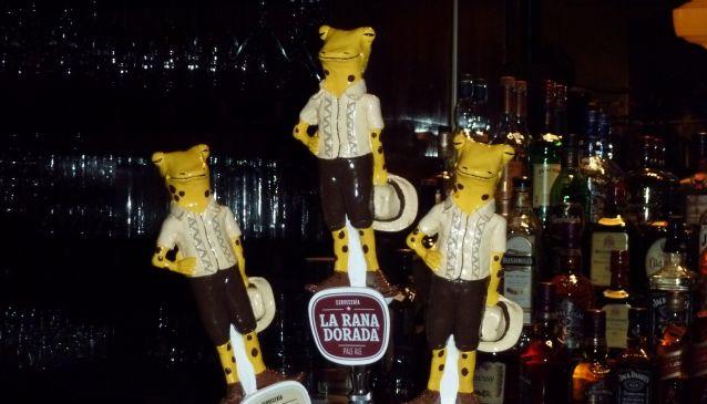 Cerveceria La Rana Dorada
