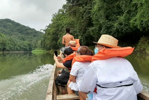 Chagres National Park Hike and Embera Village Tour