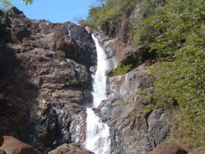 Chorros de Ola waterfall