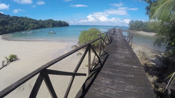 Coiba National Park - Isla Coiba