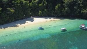 Coiba National Park - Isla Coiba