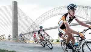 Cycling Ride Panama Canal