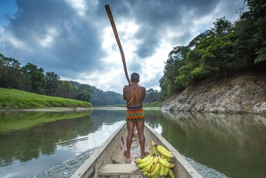 From Panama City: 5-Hour Embera Indian Village Tour
