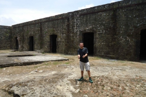 From Panamá City: Canal Railway and Fort San Lorenzo Tour