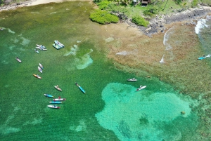 From Panama City: Caribbean Stand-Up Paddleboarding Day Tour