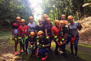 From Panama City: Rainforest Zipline Adventure
