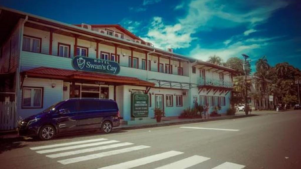 Hotel Swan's Cay