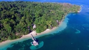 Isla Bastimentos National Marine Park