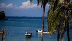 Isla granito de oro, Veraguas