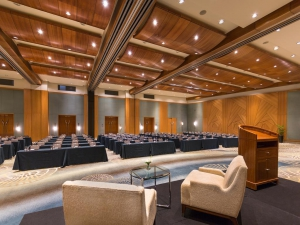 JW Marriott Hotel Conference Room